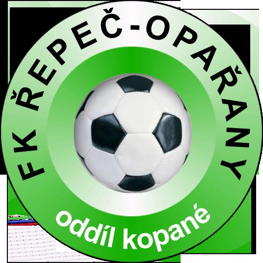 Znak FK Řepeč-Opařany
