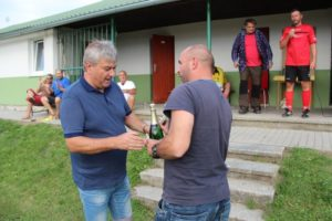 TJ Sokol STÁDLEC na turnaji 17. ročníku Memoriálu J. Vakoče 3.8.2019 skončil na třetím místě