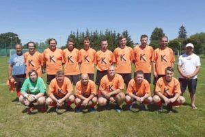 FK Řepeč-Opařany na turnaji 18. ročníku Memoriálu J. Vakoče v Opařanech 1.8.2020 skončili druzí