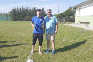 TJ Sokol STÁDLEC na turnaji 18. ročníku Memoriálu J. Vakoče 1.8.2020 skončil na třetím místě